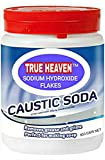 TRUE HEAVEN Drain Cleaner,Chimney cleaner,Caustic Soda,Iron cleaner 900gms
