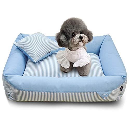 ZISTA hondenhuis voor kleine medium grote honden verwijderbare kattenbed-huis matras puppy cage kenel producten