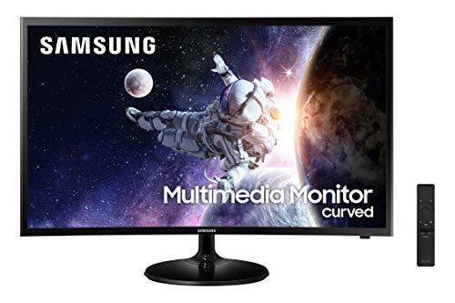 """SAMSUNG C32F39MFUU/32 Curved 1920x1080 HDMI schwarz 32\"""" 2X HDMI"""