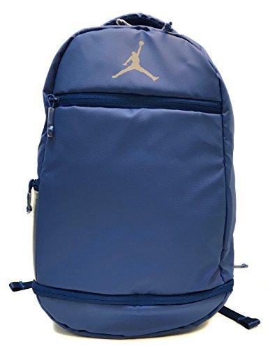 Nike Air Jordan Skyline Weathered Backpack (Team Royal)