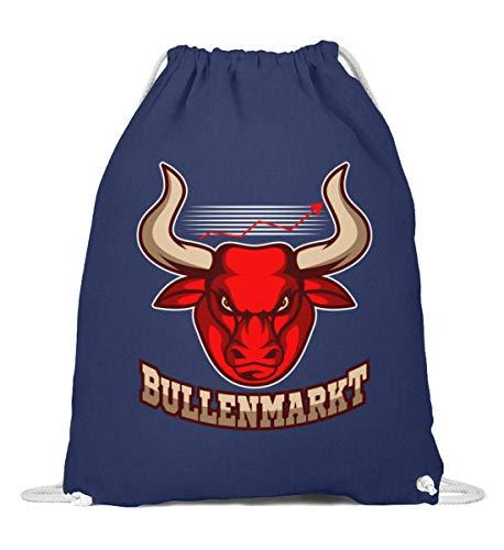 Bulle Bullenmarkt Börse Turnbeutel | Aktien Investor Trader Cool Gymsac