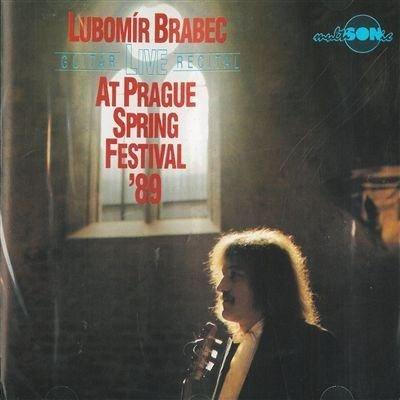 Lubomir Brabec live at Prague Spring Festival '89 Malancoly galliard Lady Hunsdon's Puffe Semper Dowland semper dolens Preludio BWV 999 in re (orig. in do)