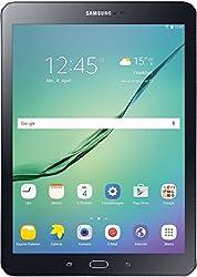 Samsung Galaxy Tab S2 T813 24,6 cm (9,7 Zoll) Wi-Fi Tablet PC (2 Quad Core Prozessoren 1,8 GHz + 1,4GHz 3GB RAM Android) schwarz