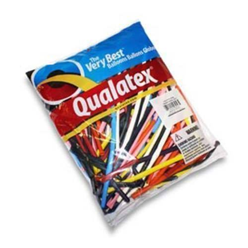 Palloncini Qualatex - Q260 - Busta da 100 pezzi - Accessori - Giochi di Magia
