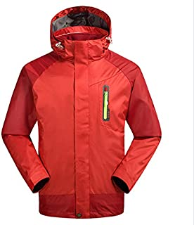 BEESCLOVER New Boys Girls Windstopper Waterproof Windbreaker Outdoor 3in1 Jacket Ski Coat with Inner Fleece FRH560