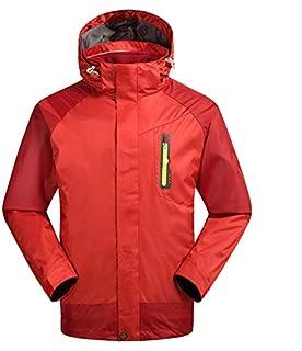 BEESCLOVER New Boys Girls Windstopper Waterproof Windbreaker Outdoor 3in1 Jacket Ski Coat with Inner Fleece FRH560