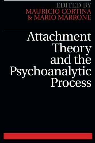 Attachment Theory and the Psychoanalytic Process by Cortina, Mauricio, Marrone, Mario (2008) Paperback