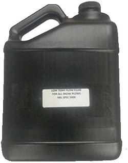 Western Universal Snow Plow High Performance Plow Hydraulic Fluid Oil 1 Gallon