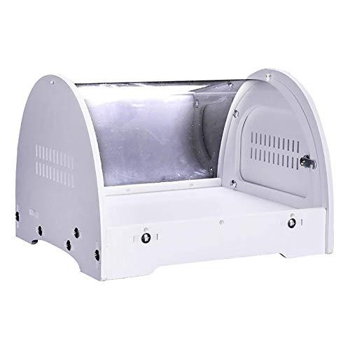 Scatola di Alimentazione per Insetti Villa Rettile Feeding Box Scorpion Pet Terrario Acrilico Rettile Terrario Amphibioa Tortoise Terrario per Rettile ( Color : White , Dimensione : 420x365x295mm )