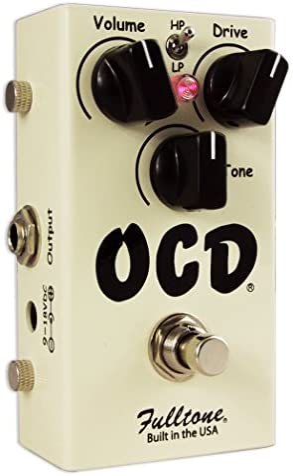 Top 10 Best ocd guitar pedal