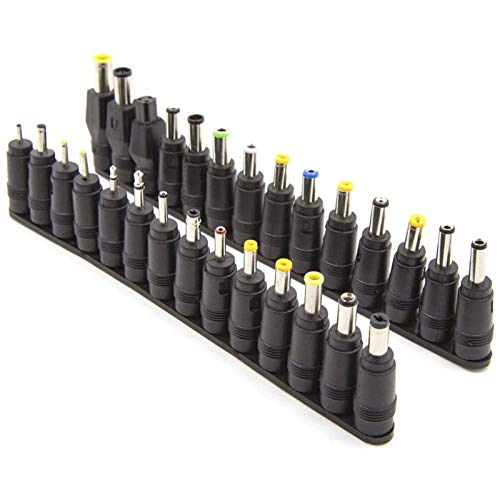 PChero® New Laptop Notebook 28pcs Universaleingang DC-Stecker-Set Jack Tipps