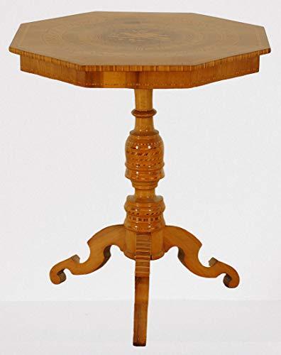 Generisch Achteckiger Tisch aus Kirschholz