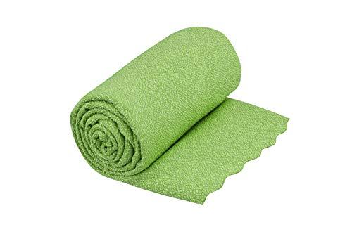 Sea to Summit Airlite Towel S - Asciugamano da alpinismo e trekking, unisex, per adulti, AAIRSLI, Verde lime, S