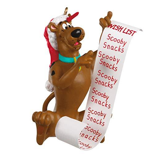 Hallmark Keepsake Ornament 2020, Scooby-Doo Scooby's Christmas List