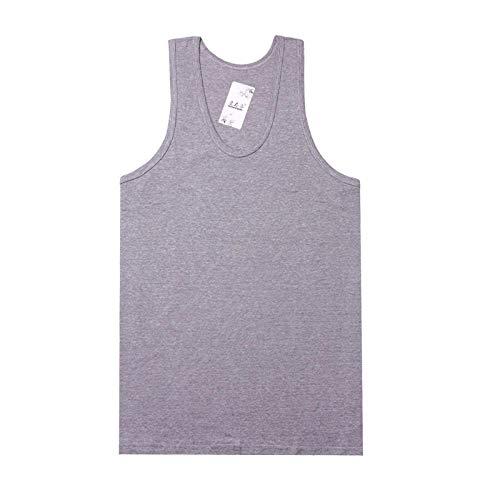 bayrick Camiseta Tirantes Caballero AlgodonCamiseta de algodón con Chaleco Deportivo para Hombre * 3-C_Talla única