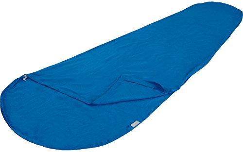 High Peak Inlet Cotton Mummy, blau, 225 x 90 x 1 cm