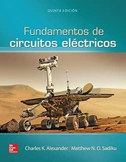 Fundamentos De Circuitos Electricos. El Precio Es En Dolares.