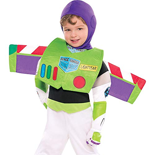 Party City Toy Story Buzz Lightyear Accessory Kit for Children, One Size, Includes Wings and Gloves