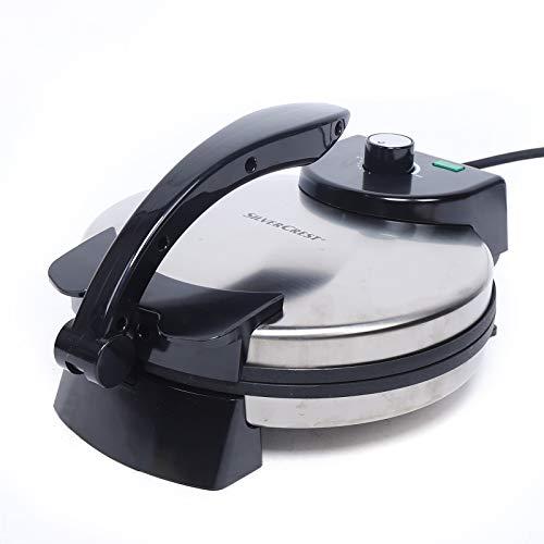 2000W 220V elektrisch Roti Maker FladenbrotPizza Tortilla Maker Rostfreier Stahl