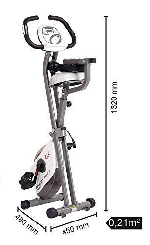 Toorx BRX-Compact Vélo d'appartement
