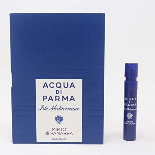 Acqua Di Parma Blu Mediterraneo Mirto Di Panarea .04 Oz Spray Sample, 0.04 Oz