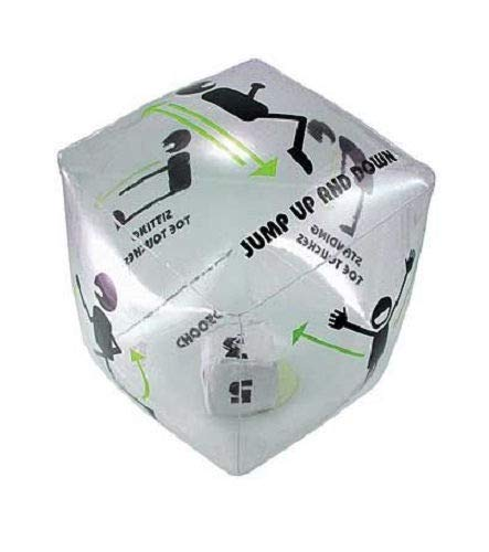 American Educational Tumble 'N Teach Exercise Cube Grades K-2, SR-1483