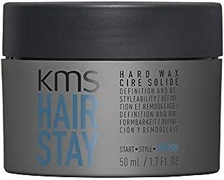 KMS HAIRSTAY Hard Wax, 1.7 Ounces