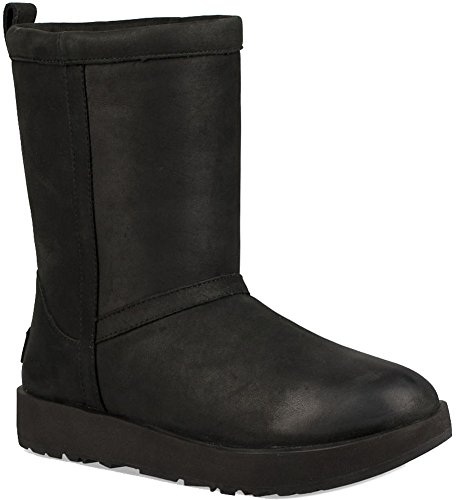 UGG Classic Short Leather Waterproof Stiefel Damen