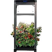 AeroGarden Farm 12 XL Easy Setup Healthy Eating Garden Kit (Black)