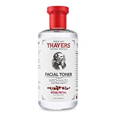 Natural Botanical Skin Toner: Cleanses, tones and moisturizes with rosewater, witch hazel extract, and filet of aloe vera Witch Hazel: proprietary extract contains 195% more tannins than competitors, tightens pores, controls acne and oil production, ...