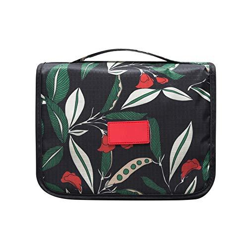 Toilettassen Hangende Toilettas-reisorganisator Cosmetische make-up tas voor vrouwen mannen kit met opknoping haak voor vakantie make-up organisator make-up organisator
