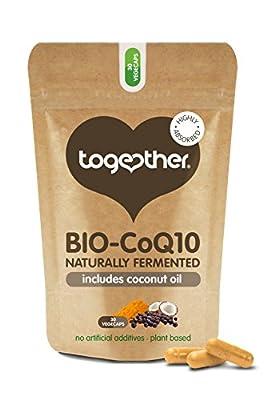 Together Plant Based Coenzyme Q10 - 30 Vegecaps by Together Health Ltd