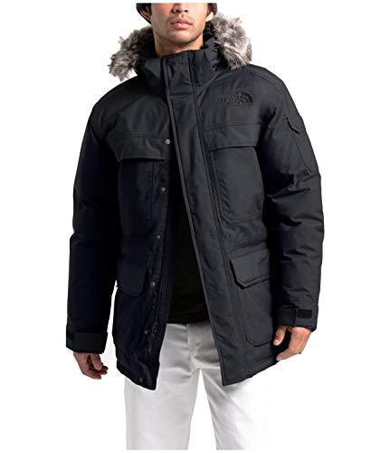 The North Face Men's McMurdo Parka III, TNF Black/TNF Black, Medium