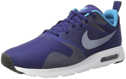 Nike Air Max Tavas, Baskets Basses Homme, Bleu (Loyal Blue/White BL Lagoon Blk), 40 EU