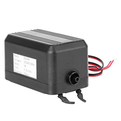 Inflador, bomba de aire eléctrica de alta potencia sin ruido, calidad 4.5L...