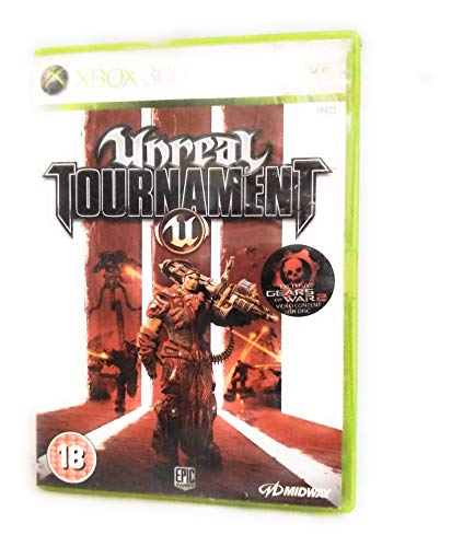 Unreal Tournament 3 (Xbox 360) by Midway Games Ltd (Best Unreal Tournament Game)