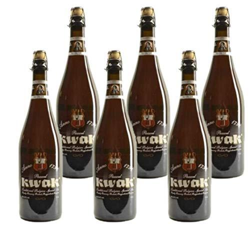 6 Bottiglie di KWAK Belgian Special Ale 75 cl