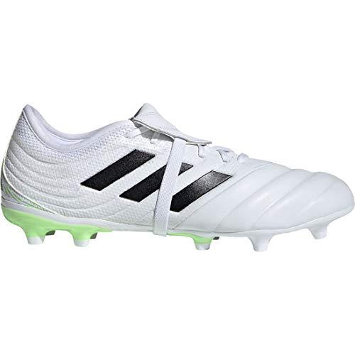 adidas Performance Copa Gloro 20.2 FG Fußballschuh Herren weiß/neongrün, 10 UK - 44 2/3 EU - 10.5 US
