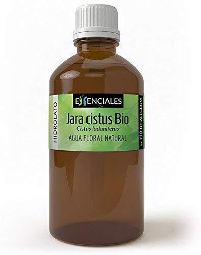 Essenciales - Blumenwasser von Jara · Cistus, umweltfreundlich, 100 % rein und zertifiziert, 1 Liter | Hydrolato Cistus Ladaniferus