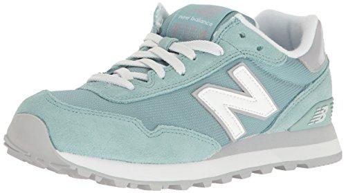 Zapatillas deportivas para mujer New Balance 515 V1, azul (azul, plateado (Storm Blue/Silver Mink)), 37.5 EU