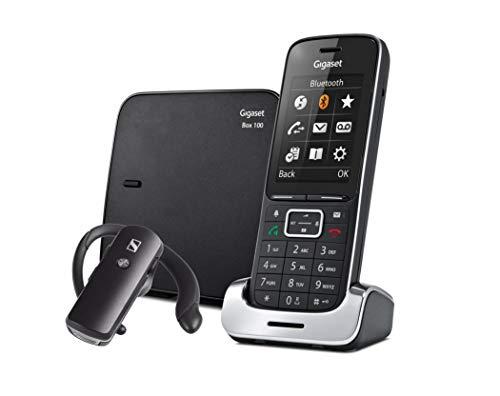 Gigaset SL450. Teléfono inalámbrico con Auricular Bluetooth, Pantalla en Color, Manos Libres.