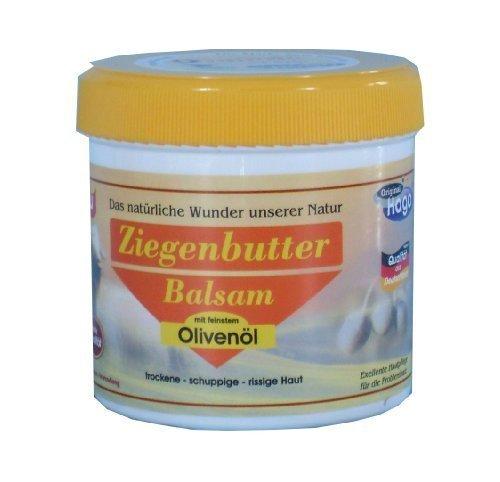 Ziegenbutter Balsam mit feinstem Olivenöl 200 ml