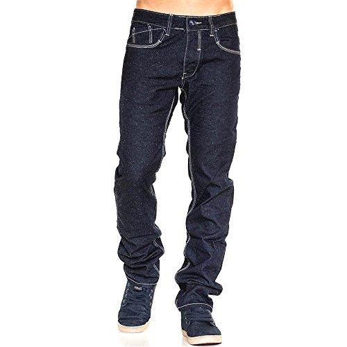 ArizonaShopping Jeansnet Herren Jeans Slim Fit Jogging Denim Mafia II H622, Größe Hosen:W29