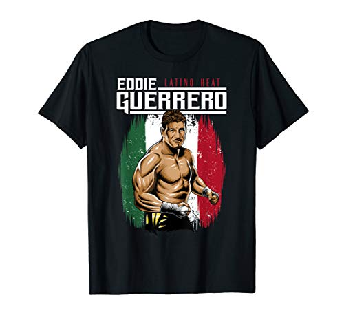 WWE Eddie Guerrero 'Latino Heat' Graphic T-Shirt