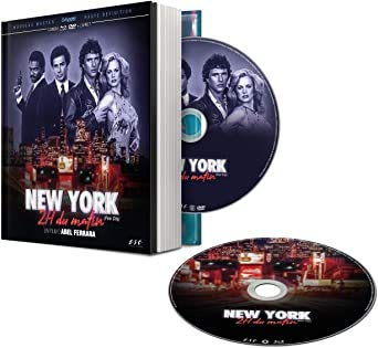 Manhattan 2 Uhr nachts / Fear City (1984) ( ) (Blu-Ray & DVD Combo) [ Französische Import ] (Blu-Ray)