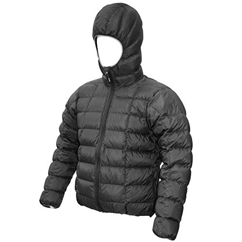 Western Mountaineering Flash XR Down Jacket - Men's Black, XL