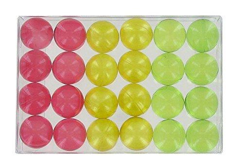 Caja 24Fantasía baño perlas–Fruits