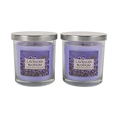 DII Home Traditions Evenly Burning Highly Scented Jar Candle