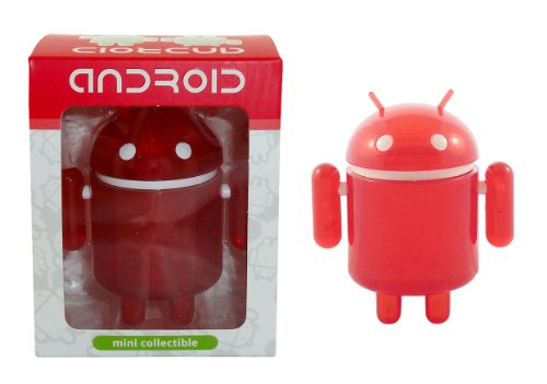 Android Big Box Edition Mini Collectible Figure, Ruby