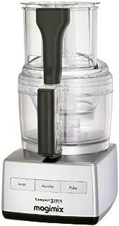 Unbekannt Magimix 148395 Compact 3200 XL 厨房机, 哑光镀铬